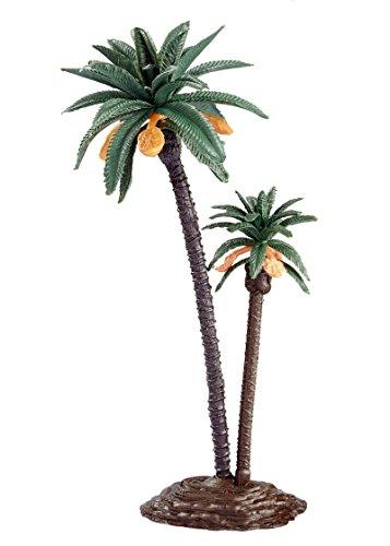 2er Palme 12 + 18 cm Figur Deko Urlaub Ferien Karibik Strand