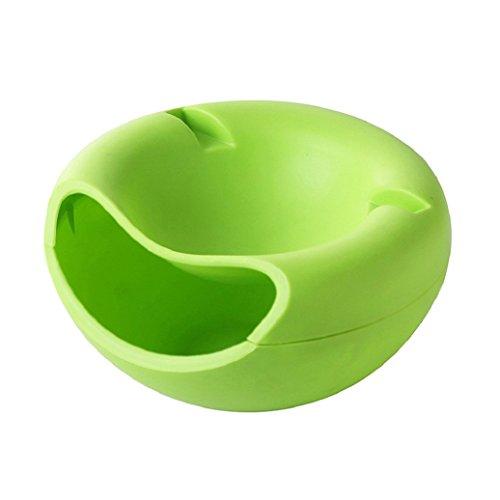 Rukauf - Cuenco verde para tentempiés