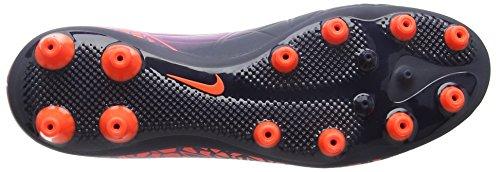Nike Hypervenom Phelon Ii Ag-pro, Scarpe Da Calcio Da Uomo, Rosso Multicolore (totale Cremisi / Ossidiana-viola Vivido)