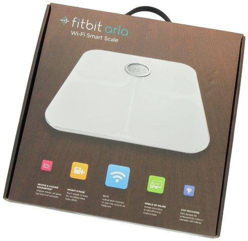 Fitbit FB201W Personenwaage Wifi Aria weiss - 9