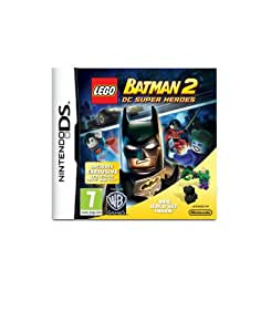 LEGO Batman 2 - Limited Lex Luthor Toy Edition (Nintendo DS)