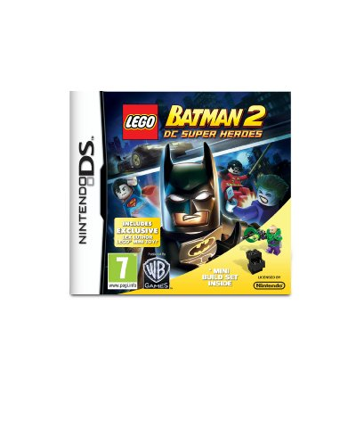 [UK-Import]LEGO Batman 2 DC Super Heroes Limited Edition With Lex Luthor Toy Game DS (Lex Luthor Toy)