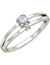 Kiara Sterling Silver Asmita Ring KIR1708