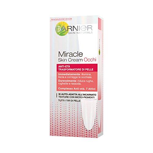 miracle skin cream - contorno occhi 15 ml