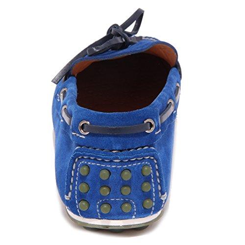92523 mocassino CAR SHOE scarpa uomo loafer shoes men Turchese