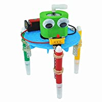 Bweele DIY Doodle Robot Technology Small Inventions Educational Toys Funny DIY Doodle Robot Technology Small Inventions Educational Toys Kids Toys for Children
