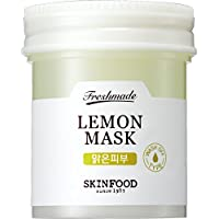 Skinfood Freshmade Gesichtsmaske, Vitamin C Brightening & Moisturizing Gel Typ Wash-Off (90 ml) Zitrone preisvergleich bei billige-tabletten.eu