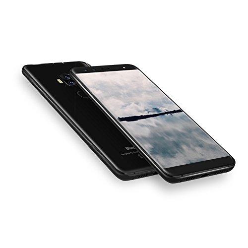 Smartphone ohne Vertrag, Blackview S8(18:9) 5.7″ HD+ Display 4G Dual SIM Smartphones, 4GB RAM + 64GB ROM 4 SONY Kameras(13MP + 13MP), 3180mAh Android 7.0 Batterie mit Fingerprintsensor ID Handys - 8