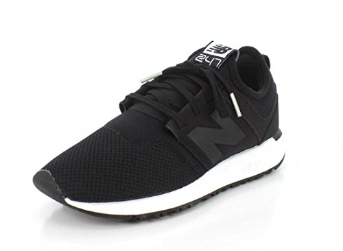 247 Woman black Sneaker Balance New White WRL247FA AvqEn5