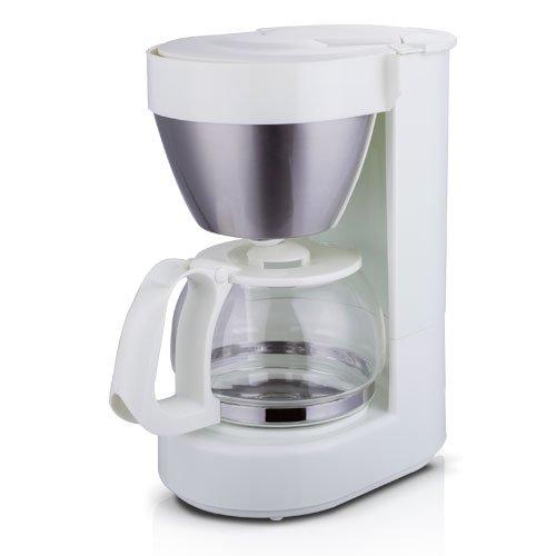 TM Electron Cafetera de jarra con filtro por goteo, capacidad para 4 a 6 tazas, 650 ml,  600W, color...