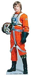 STAR CUTOUTS - Figura Luke Skywalker Star Wars (SC483)