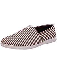 Fentacia Men Brown Slip On Casual Shoes