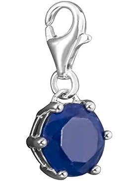 Thomas Sabo Damen-Anhänger Geburtsstein September 925 Silber Lapis Lazuli blau - 1262-592-32