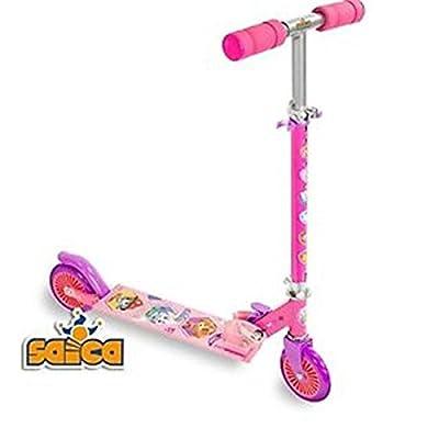 Patrulla Canina - Patinete con 2 ruedas para niña (Saica 2202) de Saica