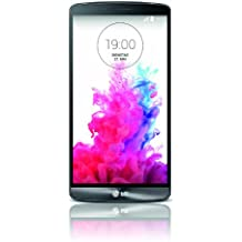 LG G3 Smartphone (5,5 Zoll (14 cm) Touch-Display, 32 GB Speicher, Android 4.4) titanschwarz