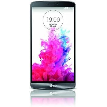 LG D855 G3 Smartphone, 32 GB, Nero Metallico [Italia]