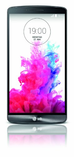 LG G3 Smartphone (5,5 Zoll (14 cm) Touch-Display, 16 GB Speicher, Android 4.4) titanschwarz