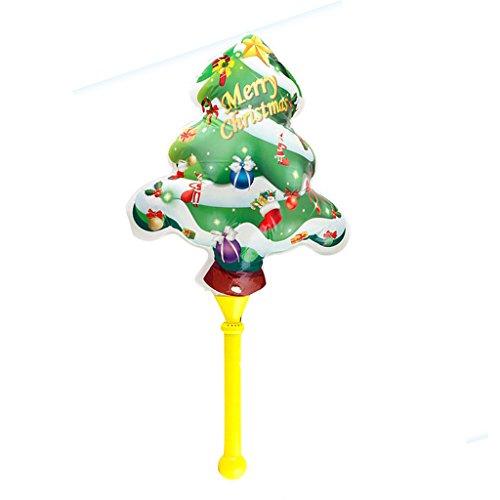 sbare Blow-up Spielzeug Mit Musik Und Licht Festive Dekor - Christmas Baum, 60x32.5cm ()