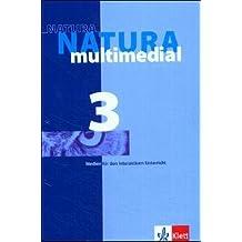 Natura multimedial, 1 CD-ROM Medien für den interaktiven Unterricht. Für Windows oder Mac OS 9.x. Passend zum Schulbuch 'Natura 2' in den Jahrgangsstufen 7-10