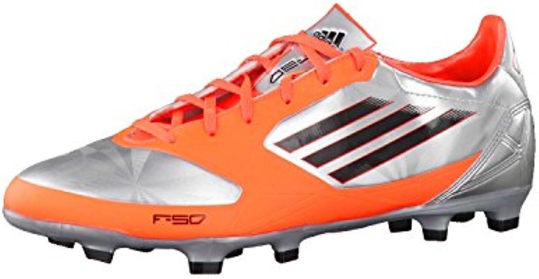 Adidas Performance F30 Trx Fg Para Hombre Zapatillas De Fútbol Con Clavos Gris