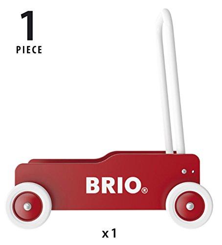 Brio 31350 - Lauflernwagen rot-gelb - 5