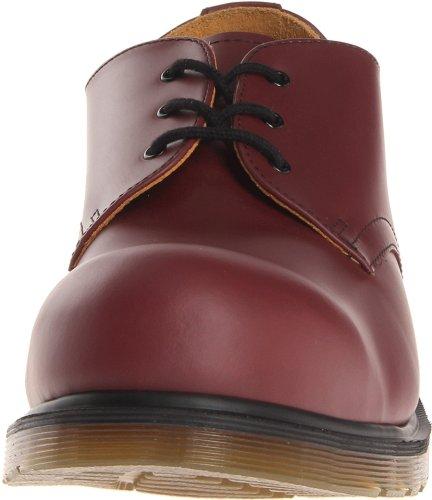 Dr. Martens  Core 1925, Bottes mixte adulte Rouge cerise