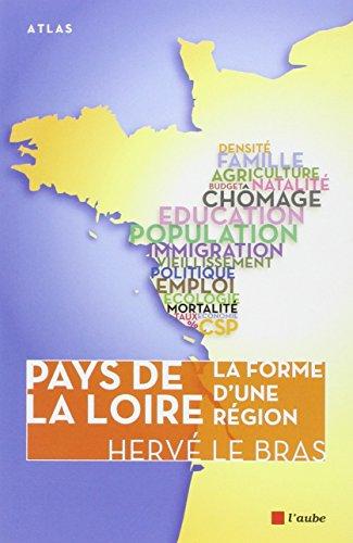 Pays de la Loire - La forme d'une région