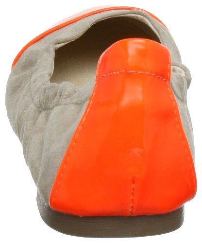 XTI 25904 SP13, Ballerine donna Arancione (Orange (naranja(orange) X29))