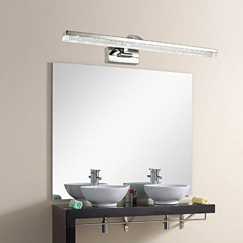 Specchio specchio lampade luci anteriori led bagno bagno - Luci a led per specchio bagno ...