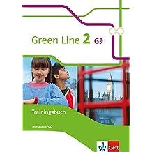 Green Line G9 / Ausgabe ab 2015: Green Line G9 / Trainingsbuch mit Audio-CD 6. Klasse: Ausgabe ab 2015