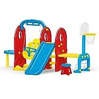Dolu 7-In-1 Kids Garden Playground Set