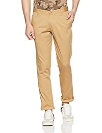Diverse Mens Slim Fit Casual Trousers