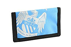 Manchester City F.C. Nylon Wallet FP