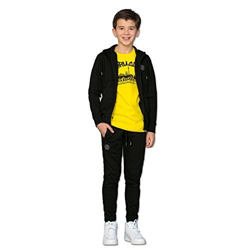 Borussia Dortmund BVB Fanartikel Jogginghose Trainingshose Sporthose Aufw/ärmhose Wohlf/ühlhose Gr/ö/ße 3XL