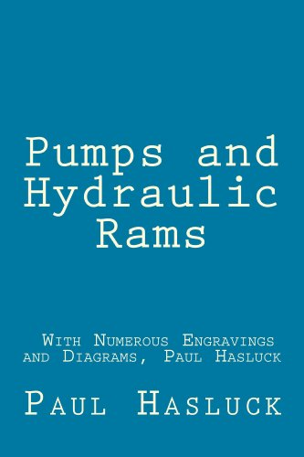Pumps and Hydraulic Rams - With Numerous Engravings and Diagrams, Paul Hasluck (English Edition) -