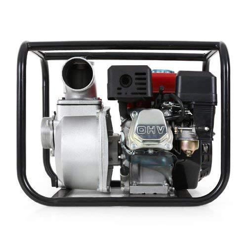 EBERTH 6,5 PS 3 Zoll Wasserpumpe Benzin Motor Pumpe - 5