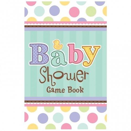 Baby Dusche Tiny Bundle Spiel Buch