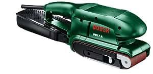 "Bosch PBS 7 A Bandschleifer ""Universal"" + 1 Schleifband 75x457 mm (600 W, Microfilter System)"