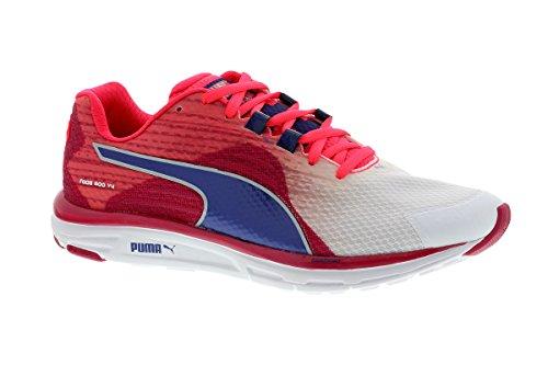 Puma Wns Faas 500 V4 - Chaussures de Running - Femme red