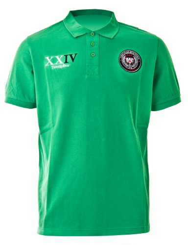 Twentyfour Polo Shirt Storm in vielen Farben Grün