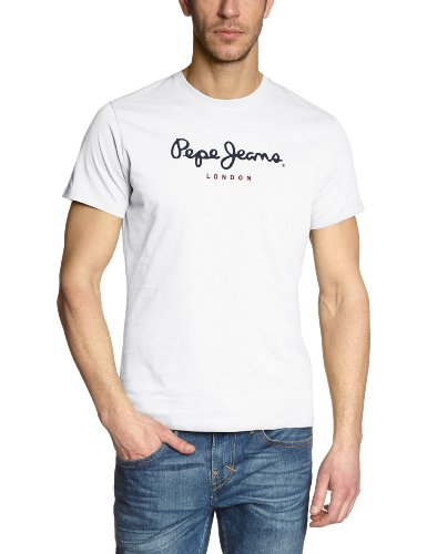 pepe-jeans-herren-eggo-t-shirt-weiss-white-small