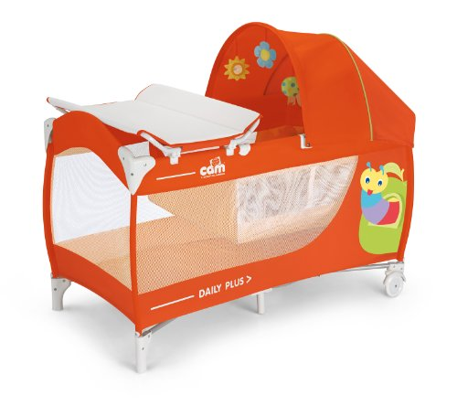 CAM L 113 199 Lettino Daily Plus, Arancio