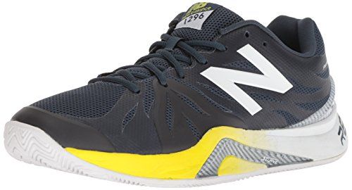 Preisvergleich Produktbild New Balance Men's 12962 Hard Court Running Shoe,  Dark Green,  7 2E US
