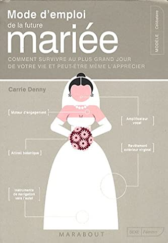 Mariage Mode D Emploi - Mode d'emploi de la future mariée :