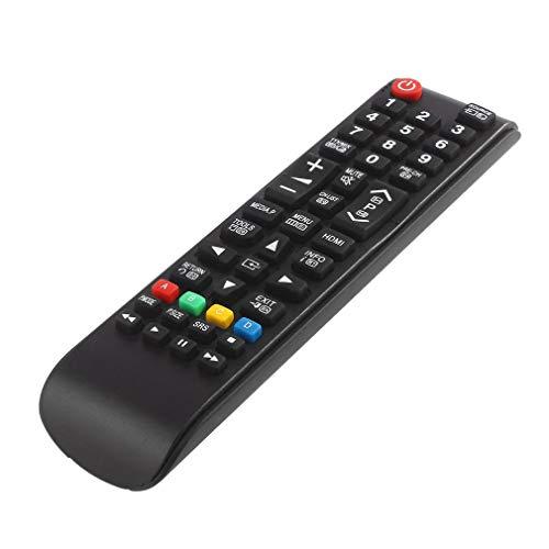 ddgedmms Universal TV Fernbedienung Controller für Samsung LCD Smart TV-Monitore