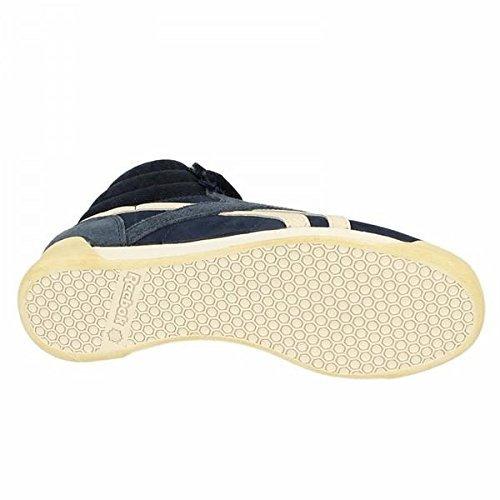 Reebok Freestyle Hi Sneaker Marineblau/Weiß