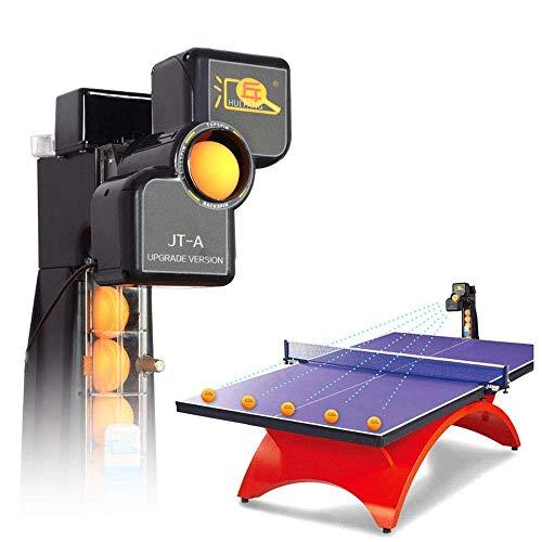 YCGJ Tischtennisball-Maschine zum Trainieren von automatischen Tischtennisrobotern Pitching Machine Elektrische Tennis-Ball-Maschine