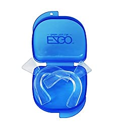 Pack Of 2 Thermo Molding Custom Fitting Whitening Trays With Storage Case, Boil & Bite Bleaching Trays For Teeth Whitening Gel