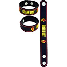 Green Day Green Day 2pcs nuevo. Pulsera Wrist Band 2x 79A92