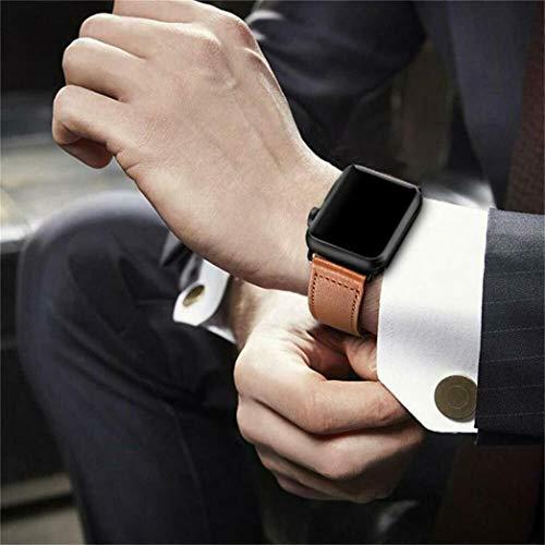 kimiLike Armband für Amazfit 2 A1807 107mm 126mm, Ersatz Fitness Armband und Uhrenarmband, für Öl Kunstleder Sportarmband und Fitnessarmband aus Kunstleder, Wristband Armbänder für Amazfit 2 A1807
